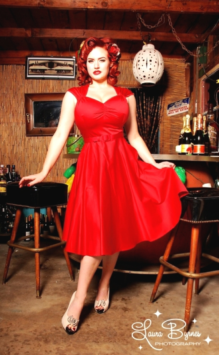 Genevieve Gia The American Pin Up A Directory Of